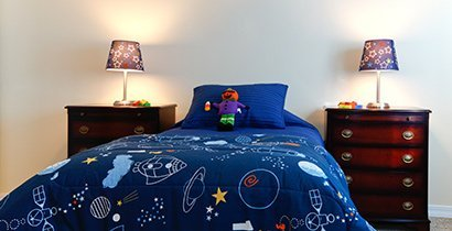 Achieve a dry bed with bedwetting alarms