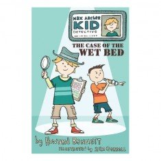 The Case of the Wet Bed - Bed Wetting Books