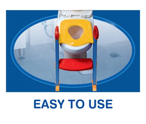 Chummie Joy Potty Trainer - Easy to Use - Available at One Stop Bedwetting