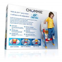 Chummie Joy Potty Trainer Box Back - Available at One Stop Bedwetting