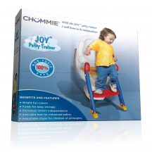 Chummie Joy Potty Trainer Box Front - Available at One Stop Bedwetting
