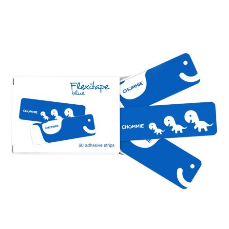 Blue Flexitape packaging