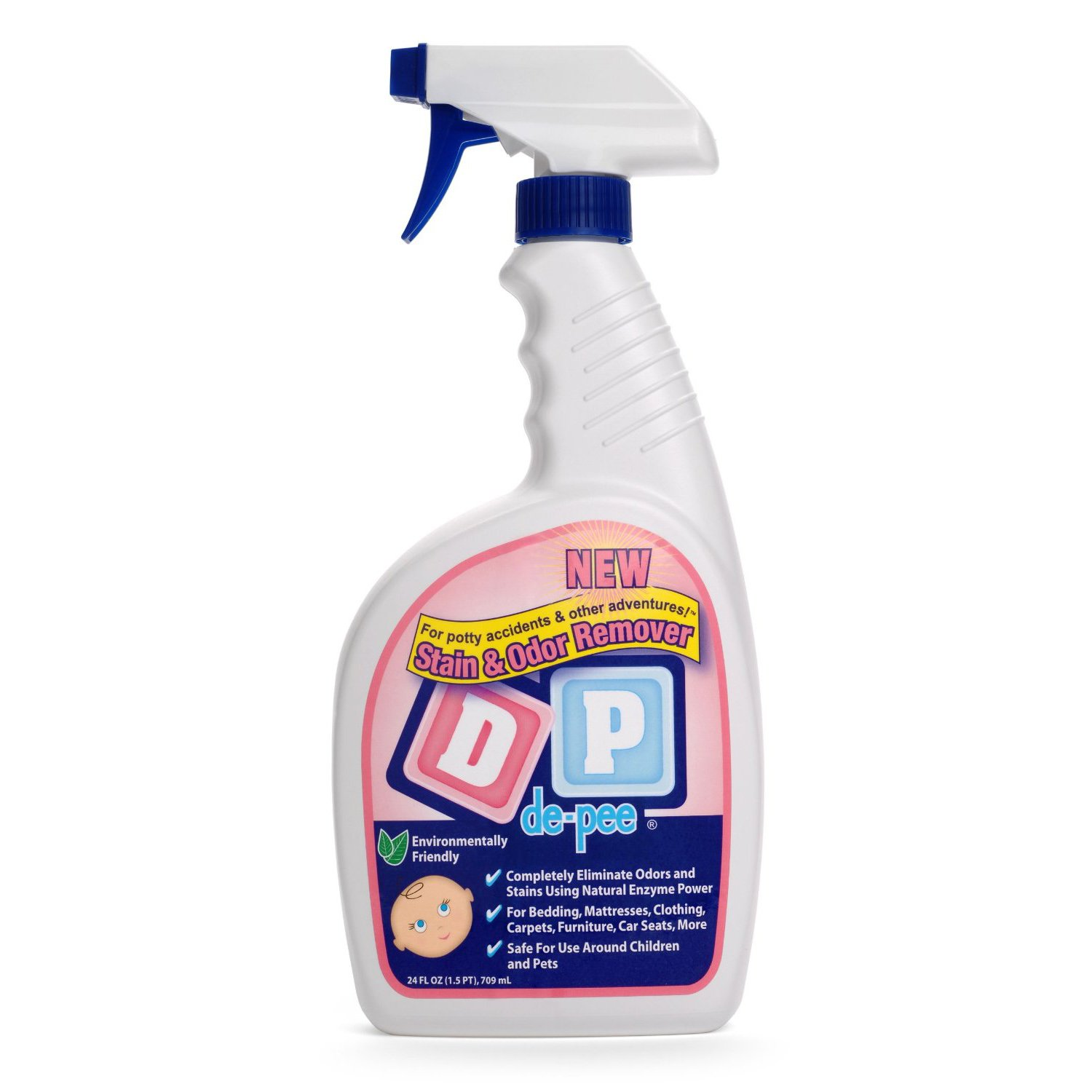 Dp De Pee Urine Odor And Mattress Stain Remover One