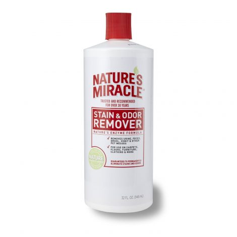 Nature's Miracle Original Stain & Odor Remover – 32 FL OZ