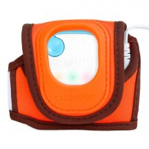 Comfy-Armband with alarm inserted