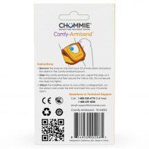 Comfy-Armband back packaging details