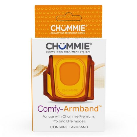 Comfy-Armband frontal packaging details