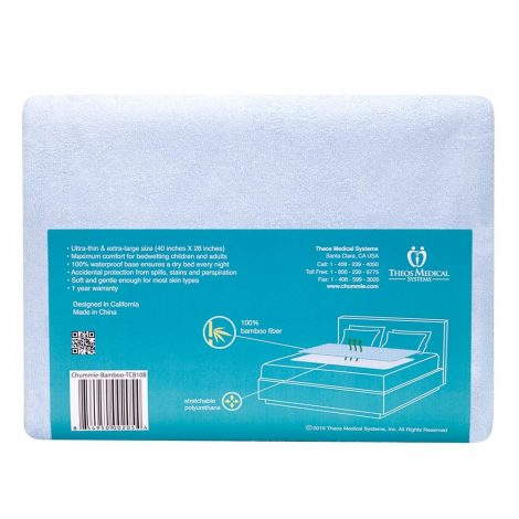 Waterproof bedding bamboo (rayon) overlay packaging details