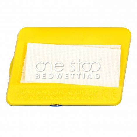 Dri Excel Bedwetting Alarm - Back - One Stop Bedwetting