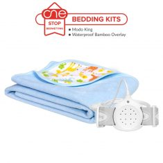 ModoKing Bedwetting Alarm Bedding Kit - One Stop Bedwetting