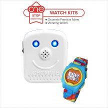 Chummie Premium Bedwetting Alarm Watch Kit