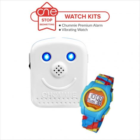 Chummie Premium Bedwetting Alarm Watch Kit
