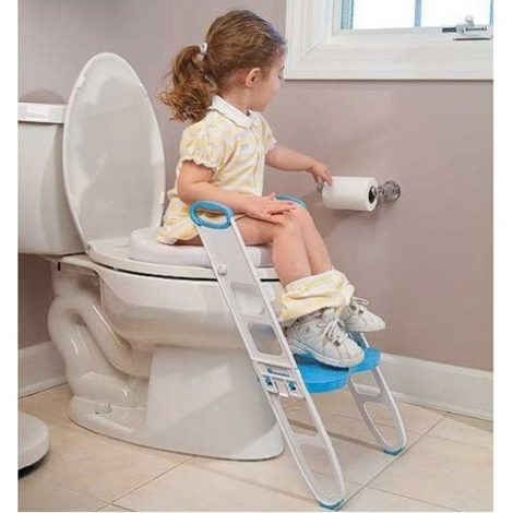 Mommy S Helper Contoured Step Up Potty One Stop Bedwetting
