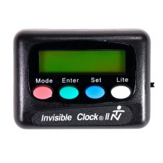 Invisible clock main - One Stop Bedwetting