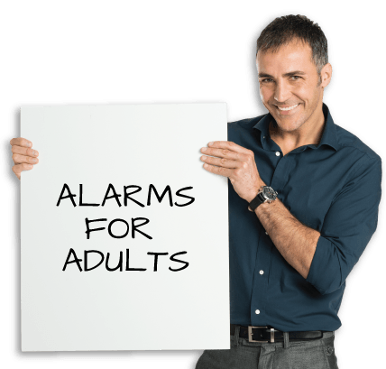 Alarms for adults - One Stop Bedwetting