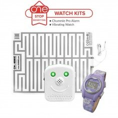 Chummie Pro Bedwetting Alarm Watch Kit - One Stop Bedwetting