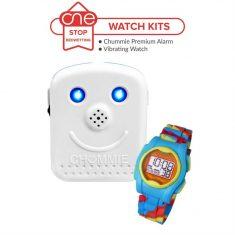 Chummie Premium Bedwetting Alarm Watch Kit - One Stop Bedwetting