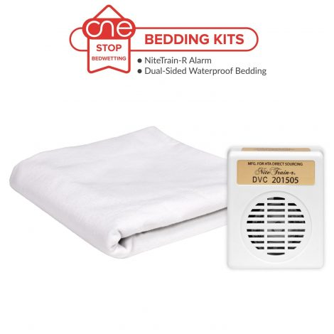 Nite Train-r Bedwetting Alarm Bedding Kit - One Stop Bedwetting