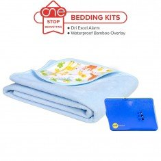 Dri Excel Bedwetting Alarm Bedding Kit - One Stop Bedwetting