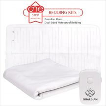 Guardian Bedside Bedwetting Alarm Bedding Kit - One Stop Bedwetting