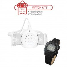 ModoKing Bedwetting Alarm Watch Kit - One Stop Bedwetting
