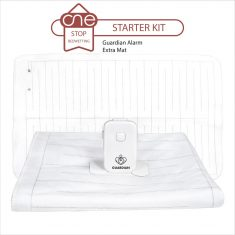 Guardian Bedside Bedwetting Alarm Starter Kit - One Stop Bedwetting