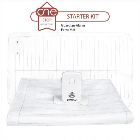 Guardian Bedside Bedwetting Alarm Starter Kit - One Stop Bedwetting