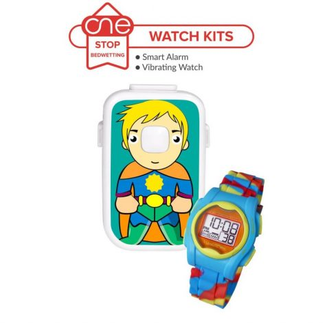 Smart Bedwetting Alarm Watch Kit - One Stop Bedwetting