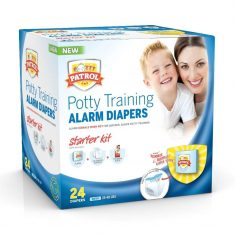 Potty Patrol Potty Training Alarm Starter Kit Boys - One Stop Bedwetting