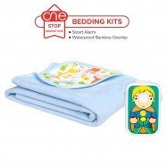 Bedwetting Alarm Bedding Kit