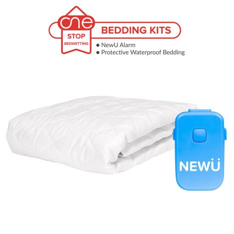 NewU Bedwetting Alarm Bedding Kit - One Stop Bedwetting