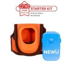 NewU Bedwetting Alarm Armband Kit - One Stop Bedwetting