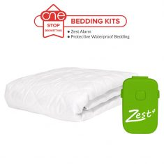 Zest Bedwetting Alarm Bedding Kit - One Stop Bedwetting