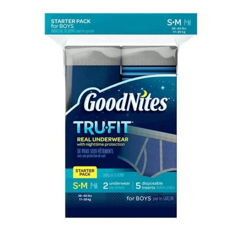 Goodnites Tru-Fit Bedwetting Underwear for Boys - One Stop Bedwetting