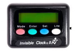 Invisible Clock II Vibrating Reminder Watch