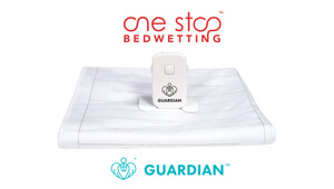 Guardian bedside bedwetting alarm video